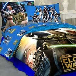 Amazon.com: Star Wars Clone Bedding Set - Storm Troopers