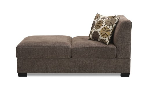 armless-chaise-with-accent-pillows-in-slate-faux-linen