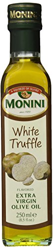 Monini Extra Virgin Olive Oil, White Truffle, 8.5 Ounce (Truffle Olive Oil compare prices)