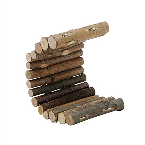 Living World Treehouse Log Small Animal Accessory/Assorted Models
