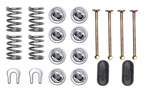 ACDelco 18K749 Professional Rear Drum Brake Shoe Hold Down Kit