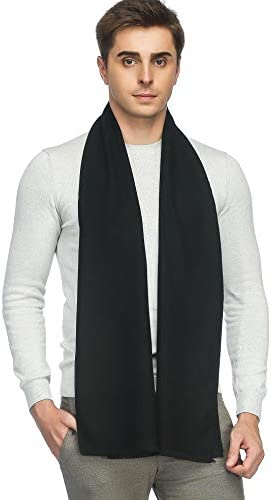 Mens Classic Cashmere Winter Scarf product image