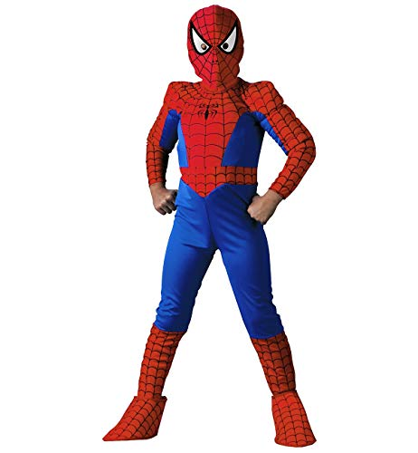 Spider-Man Deluxe Child Costume: Size 10-12 - coolthings.us