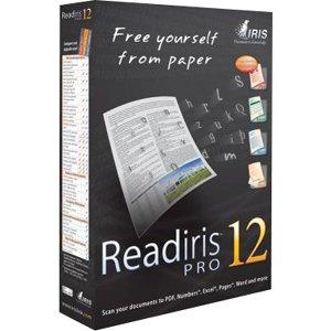 I.R.I.S IRIS Readiris v.12.0 Pro for Mac (765010717170) -