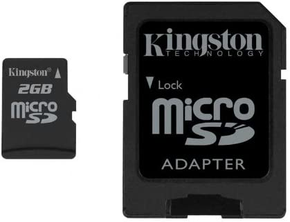 Kingston Technology MicroSD Card 2 GB Memoria Flash ...