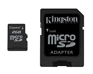 Amazon.com: 2 GB MicroSD Tarjeta De Memoria Flash de ...