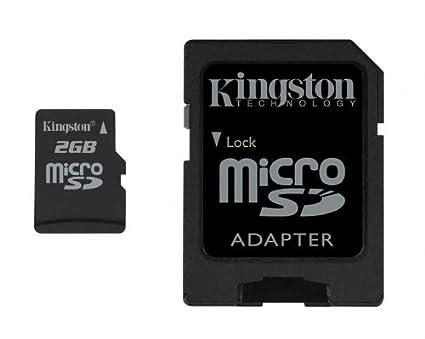 Kingston 2 GB microSD Flash Memory Card SDC/2GB - Buy Kingston 2 GB