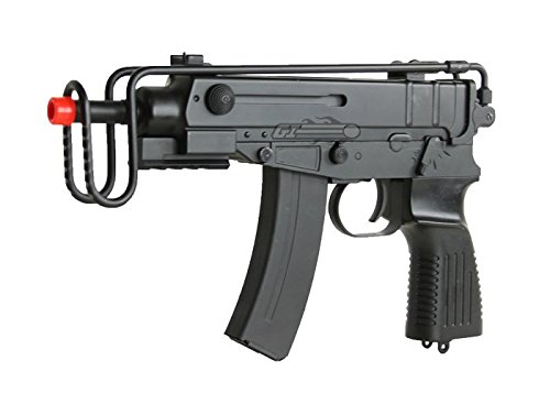 Well R2 Skorpion AEP Airsoft SMG (Black) (Airsoft Guns Websites Best)
