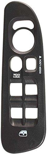 Dodge Ram Bezel 2002-2010 (4 Door) Black Door Bezel