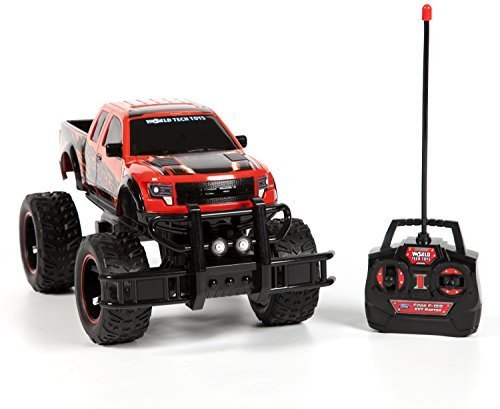 Ford F-150 SVT Raptor 1:14 RTR RC Monster Truck (Colors May Vary)