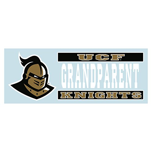 - Craftique Central Florida Golden Knights Decal UCF Knights Grandparent DEC 6