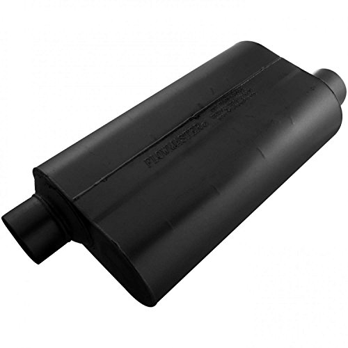 Flowmaster 53058 Super 50 Muffler - 3.00 Offset IN / 3.00 Offset OUT - Moderate Sound