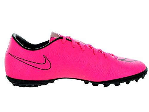 Nike Mercurial Victory V TF Fussballschuhe hyper pink-hyper pink-black-black - 40,5