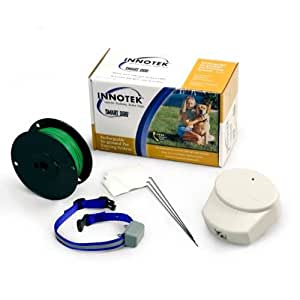 Innotek Rechargeable In-Ground Pet Fencing System
