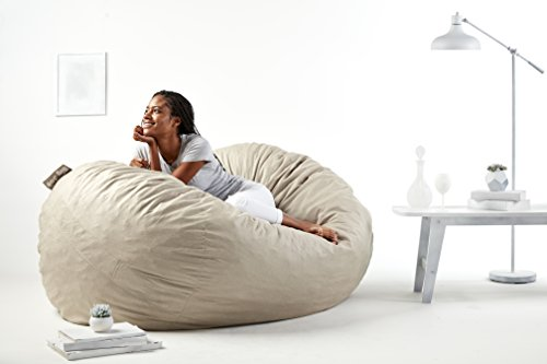 Phenomenal Best Giant Bean Bag Review Gmtry Best Dining Table And Chair Ideas Images Gmtryco