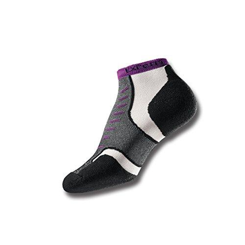 Thorlo Men's Experia CoolMax Micro Mini Crew Sock (Thorlo Coolmax Mini)