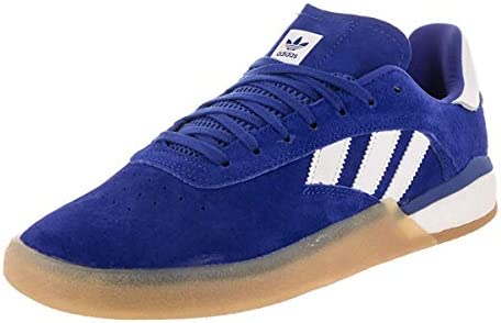 adidas Men's 3ST.004 Skate Shoe, RoyalWhite, Size 8.0 US