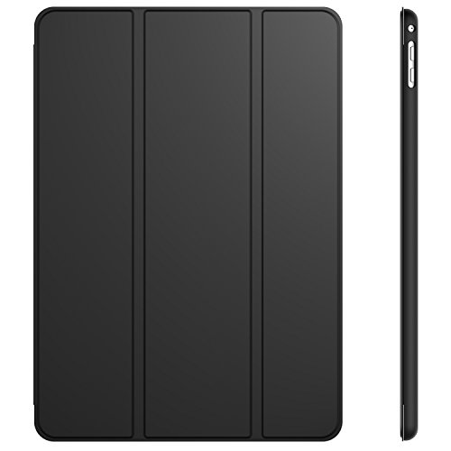 JETech Case for iPad Air 2 (Not for iPad Air 1st Edition), Auto Wake/Sleep, Black