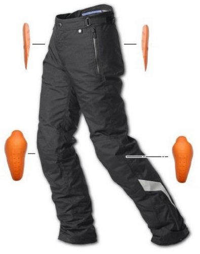 Bmw Motorcycle Pants - 7