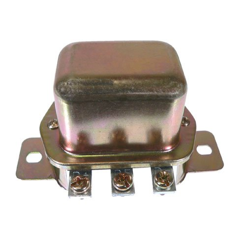 DB Electrical GHI6000 New Voltage Regulator For Club Car Gas Golf Cart 1984-1991, Columbia Harley 2-Cycle 76-84, Ez-Go Pre-Medalist 1980-90, Marathon 80-93 CP1012422 16530-G1 24883-G2 GG1-803100