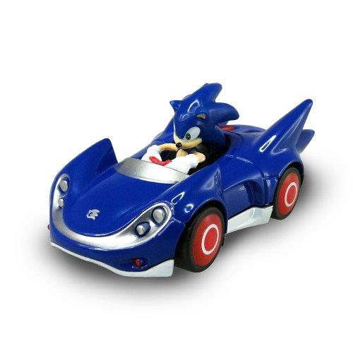 NKOK Sonic The Hedgehog Die-Cast Figure …