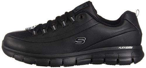 Skechers Women\'s Sure Track Trickel Slip Resistant Work Shoes 76550