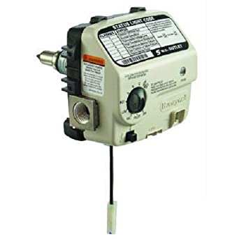 Honeywell WT8840B1000 Water Heater Gas Control Valve, NAT 160 Degree on