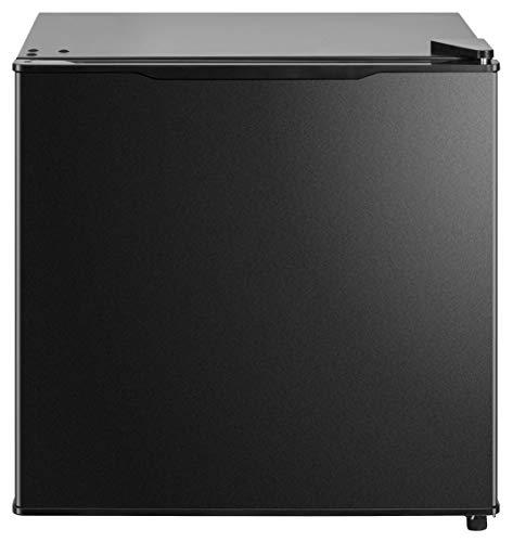 Midea MRM14A4ABB Refrigerator, 1.4 Cubic Feet, Black