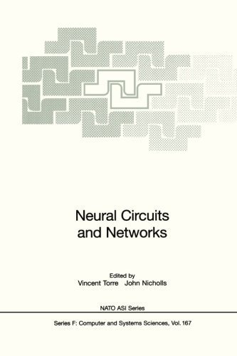 Download Neural Circuits and Networks: Proceedings of the NATO advanced Study Institute on Neuronal Circuits and Networks, held at the Ettore Majorana Center, Erice, … June 15-27 1997 (Nato ASI Subseries F:) Pdf
