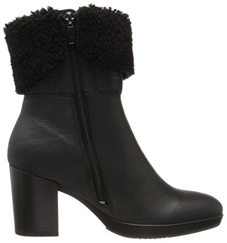 Damen Ecco Shape Platform Chalet Stiefel 55 6rYZw8q7Zy
