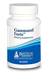 Biotics Research - Gammanol Forte with FRAC 180 Tabs [Health and Beauty]