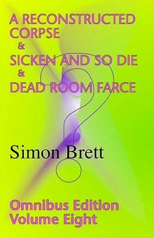 book cover of Simon Brett Omnibus Volume 8
