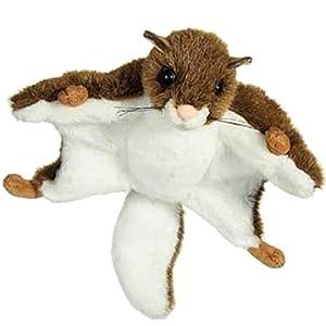 Amazon.com: Fiesta Toys Flying Squirrel Plush Stuffed Animal Toy - 9