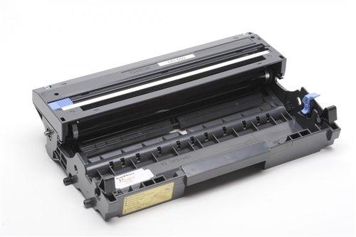 Bulk DR600 Brother Compatible Laser Drum Unit, Black Ink: CBDR600 (3 Drum -