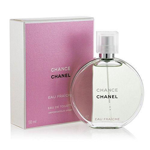 Chânel Chance Eau Fraiche Eau De Toilette Spray For Women 17 Oz 50