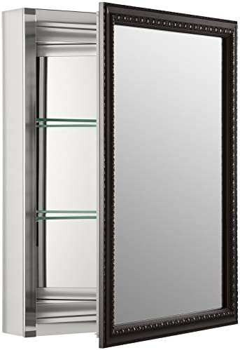 home, kitchen, bath, bathroom accessories,  medicine cabinets 1 discount KOHLER K-2967-BR1 20 inch x 26 deals