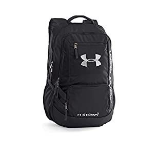 Amazon.com: Under Armour Storm Hustle II Backpack, Black