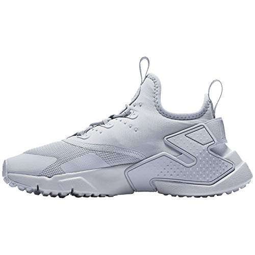 best website e501a 81b9c Nike Youth Huarache Drift GS Textile Wolf Grey White Formatori 35.5 EU:  Amazon.it: Scarpe e borse