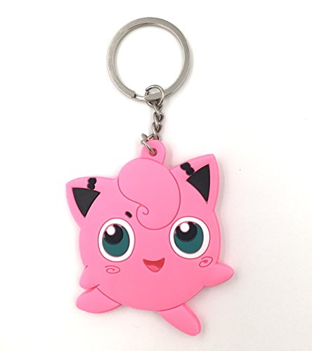 CellDesigns Gaming Souvenir Collection (Pokemon-Jigglypuff-Keychain) ()