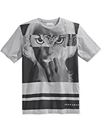 Men's Big and Tall Short Sleeve Nocturnal T-Shirt