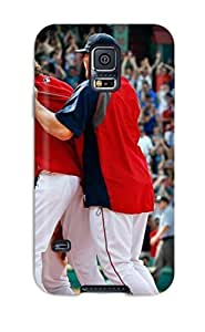 Hot boston red sox MLB Sports & Colleges best Samsung Galaxy S5 cases