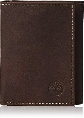 Timberland Mens Leather Trifold