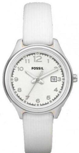 Fossil-Flight-Mini-Silicone-Watch-White