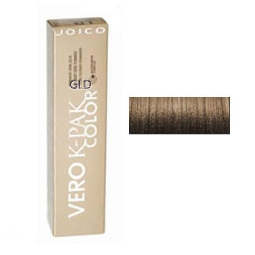 Joico Vero K-pak Permanent Creme Color 7a Dark Ash Blonde, 2.5 Ounce