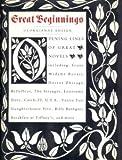 Great Beginnings, Georgianne Ensign, 0060183314
