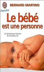 Le bébé est une personne