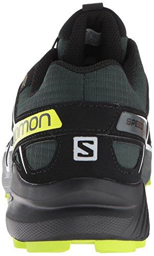 GTX Darkest Acid 4 Spruce Lime Salomon Herren Grün Black Schuhe Trailrunning Speedcross axqvtxB0wO