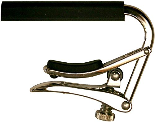 Shubb C2 Nickel Capo for Nylon String Guitar (Best Classical Guitarists Today)