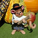 "4"" Pilgrim Boy Mouse"