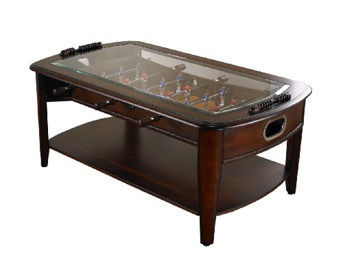Chicago Gaming Signature Foosball Coffee Table by Chicago Gaming